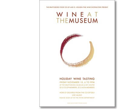 WIne At The Museum